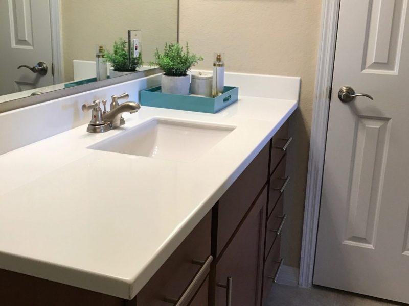 TGM Malibu Lakes Apartments Bathroom 2