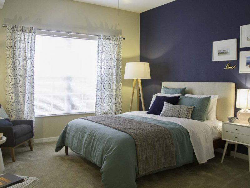TGM Malibu Lakes Apartments Bedroom