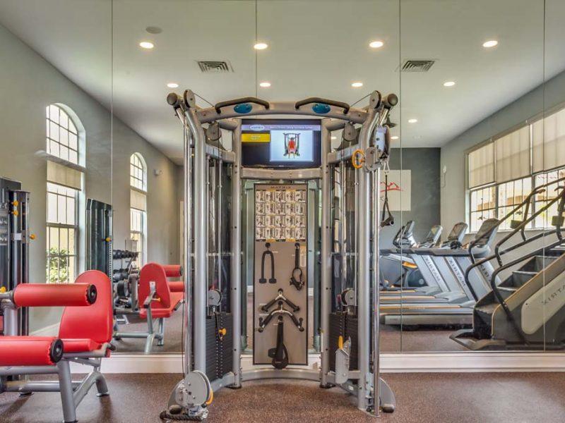 TGM Malibu Lakes Apartments Fitness Gym 2