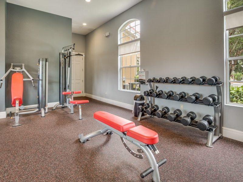 TGM Malibu Lakes Apartments Fitness Gym 3