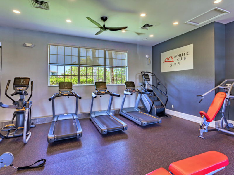 TGM Malibu Lakes Apartments Fitness Gym 5