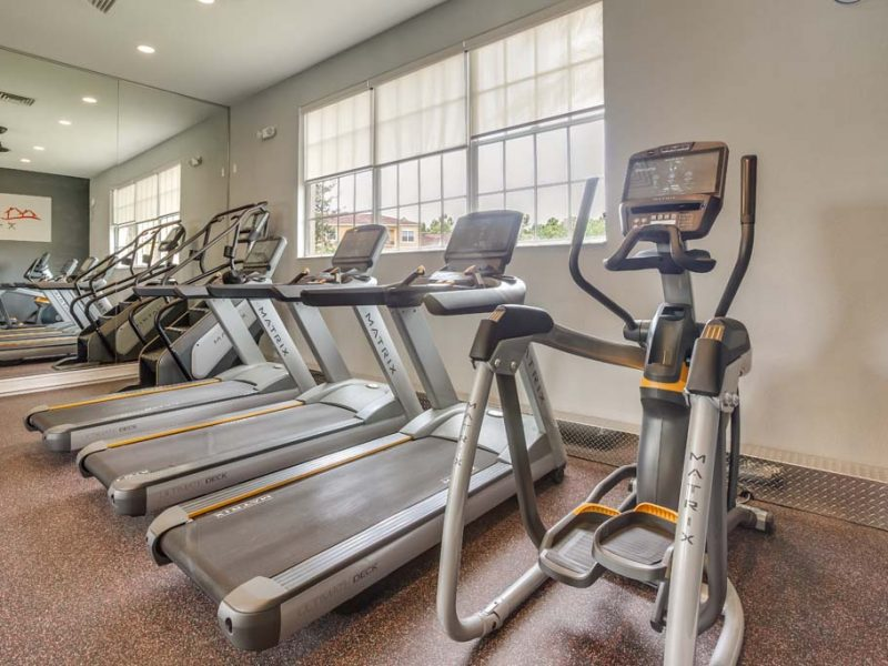 TGM Malibu Lakes Apartments Fitness Gym
