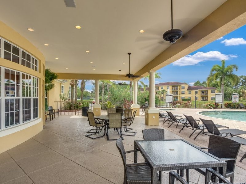 TGM Malibu Lakes Apartments Patio or Balcony 2