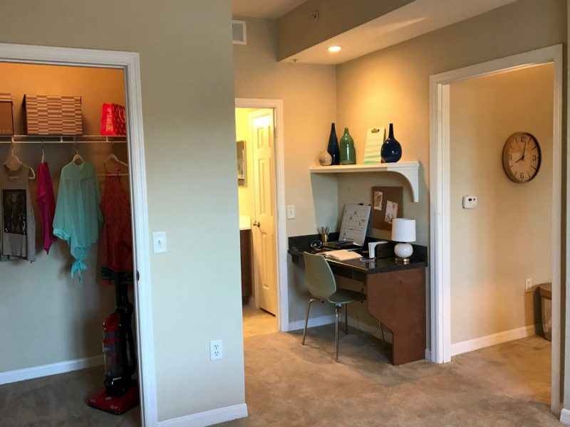 TGM Malibu Lakes Apartments Walk-in-Closet